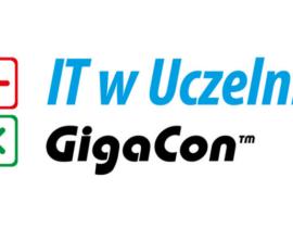 """Konferencja GigaCon """"IT wuczelniach"""""""