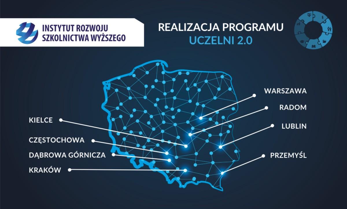 """Realizacja programu """"Uczelnia 2.0"""""""