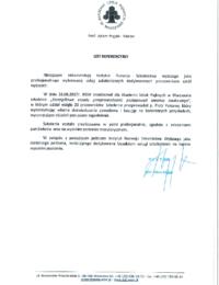 Akademia Sztuk Pięknych wWarszawie – usługa szkoleniowa- 28.06.2017