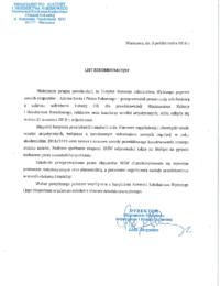 Ministerstwo Kultury iDziedzictwa Narodowego – usługa szkoleniowa – 05.10.2018