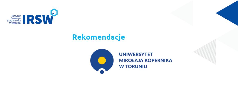 Audyt zarządzania uczelni – rekomendacje odUniwersytetu Mikołaja Kopernika wToruniu