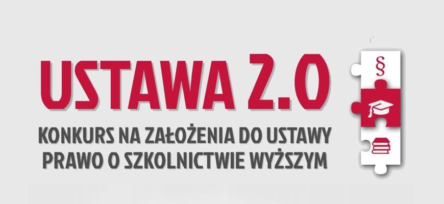Ustawa 2.0. – założenia ipropozycje zmian
